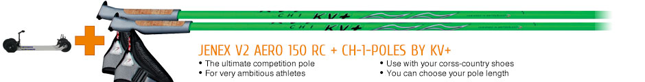 The ultimate competition pole, for very ambitious athletes, you can choose your shoe size, you can choose your pole length
