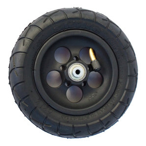 Wheel (mounted  -  incl. tire, rim, tube, ball bearing)  -  Skike V07