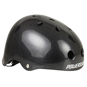 Nordic Skating Helm Allround carbonfarben von Powerslide