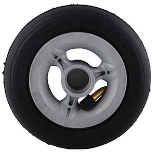 Replacement Wheel 125mm Roadwarrior for Powerslide Vi SUV