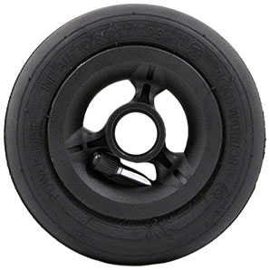 Replacement Wheel Roadwarrior 125mm for Powerslide SUV Skates